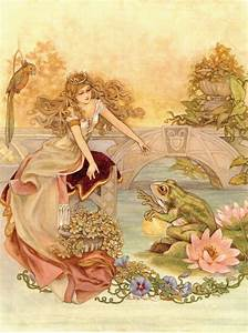 The Frog Prince, unknown artist. | Fairy Tales | Pinterest ...