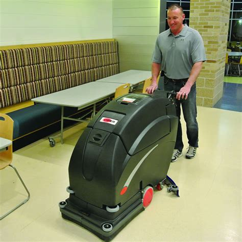 Viper Floor Scrubber Fang 20 by Viper Fang 20 Hd Battery Operated Traction Drive Automatic