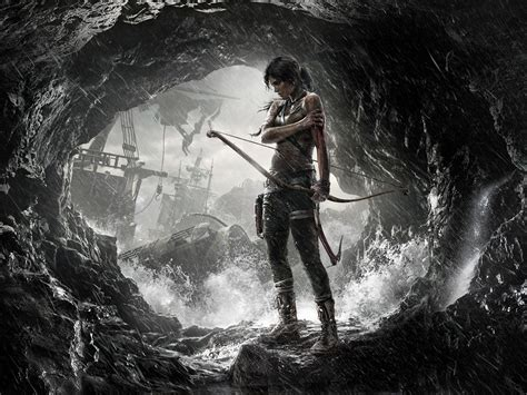 Tomb Raider Game Wallpapers