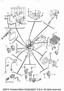 Yamaha Snowmobile 2007 Oem Parts Diagram For Electrical