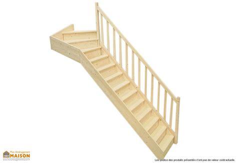 escalier quart tournant haut 80 cm escalier sapin quart