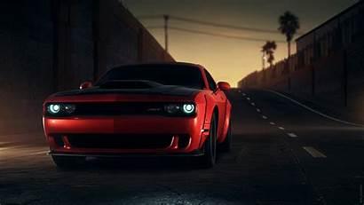 Dodge Challenger 8k Srt Wallpapers 4k Cars
