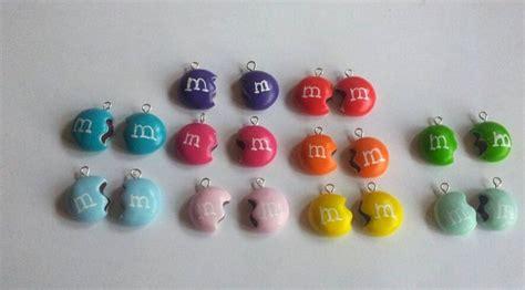 breloque mini bonbon chocolat divers coloris en p 226 te fimo