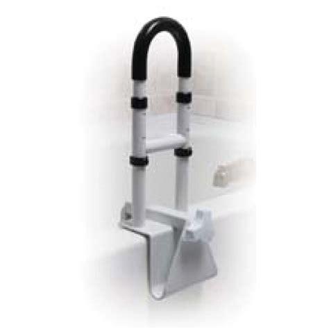 tub bars safety adjustable height bathtub grab bar safety rail by drive