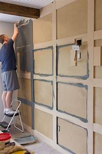 best 25 wood paneling ideas on pinterest wood wall With what kind of paint to use on kitchen cabinets for split panel wall art