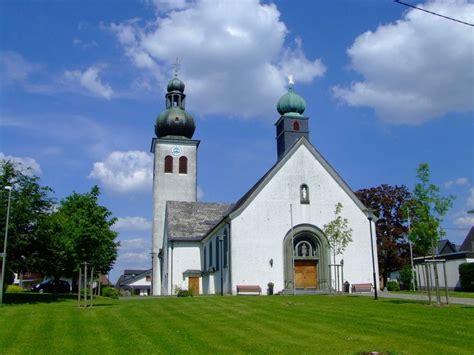 Die Katholische Kirche (st Kunibertus) In Hünsborn, Kreis