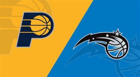Indiana Pacers vs Orlando Magic 25 Apr 2021 Replays Full ...