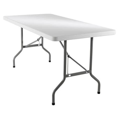 le bureau montauban table pliante lifetime 152 x 76 cm 6 personnes manutan
