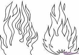 drawings of flames Col...