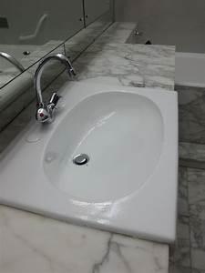 peinture pour salle de bain baignoire lavabo epoxy With peinture laque salle de bain