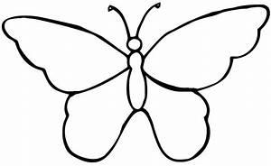 Dessin Facile Papillon : dessins gratuits colorier coloriage papillon maternelle imprimer ~ Melissatoandfro.com Idées de Décoration