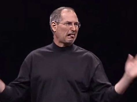 Steve Jobs hated using a stylus - Business Insider
