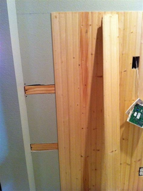 how to wainscot how to install beadboard wainscoting like a pro