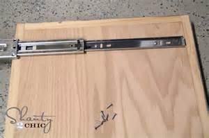 Drawer Slide Under Cabinet Drawer Slides