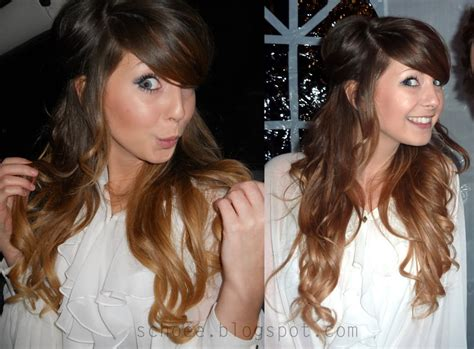 Dark Brown Hair Dyed Blonde Without Bleach Natural Hair