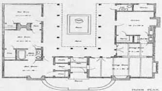 U Shaped House Floor Plans Photo by U Shaped One Story House U Shaped House Plan With