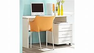 Schreibtisch 140 Cm : schreibtisch manja tisch in alpinwei breite 140 cm ~ Indierocktalk.com Haus und Dekorationen