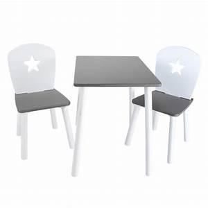 Table Et Chaise Pour Bébé : chaise et table bebe pi ti li ~ Farleysfitness.com Idées de Décoration