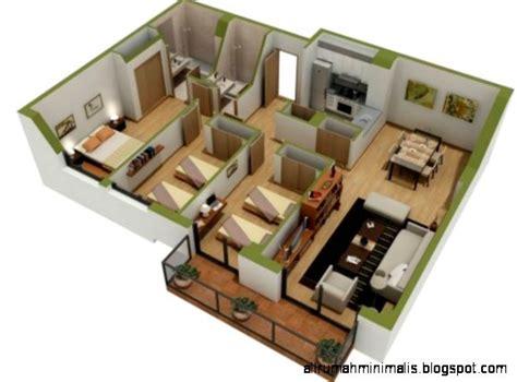 desain rumah  kamar design rumah minimalis