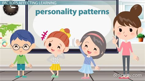 personal factors affecting student learning success
