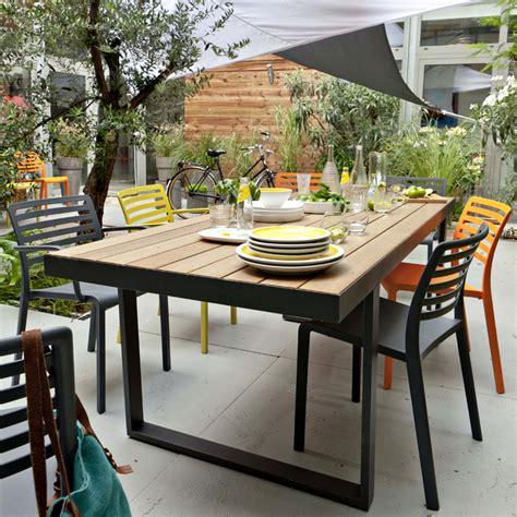 chaises castorama castorama 30 nouveautés pour la terrasse et le jardin