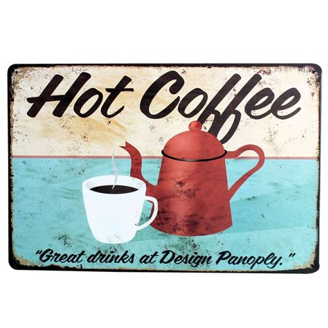 Coffee metal painting vintage coffee shop tin sign italiano pairs caffeine vintage metal posters iron painting kitchen bar wall decor vintage coffee posters on sale. Vintage COFFEE MENU Metal Signs Coffee Shop Store Pub Bar Old Wall Metal Painting Gallery Poster ...