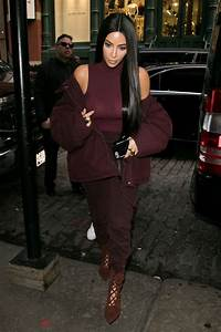 Kim Kardashianu2019s Yeezy Outfit Was An Act of Vengeance Against Her Sisters - MTV