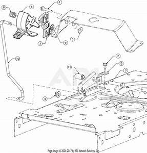 Mtd 13w277ss031  Lt 4200   2016  Parts Diagram For Control