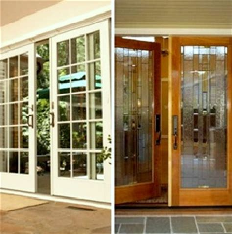 sliding glass doors vs swing doors sliding doors of chicago