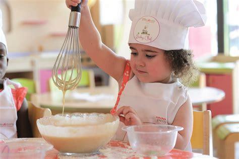 atelier cuisine en creche la semaine du goût les crèches baby se mobilisent