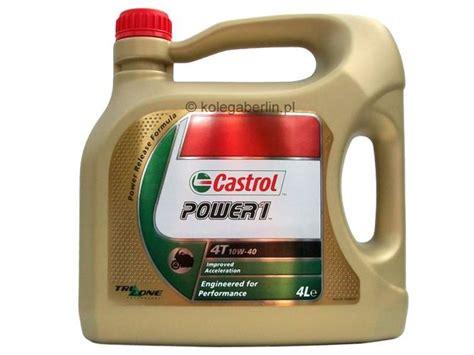 Castrol Power1 Semi Synthetic 10w40 4ltr