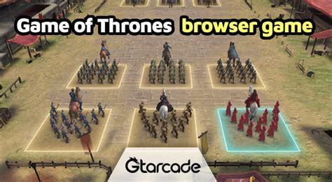 hype  game  thrones browser game newrpg
