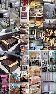 Ways to Make Amazing Projects with Repurposed Wood Pallets