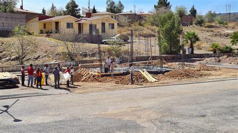 Avanza construcción de Banco de Bienestar en Cananea ...