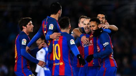 Barcelona vs. Real Sociedad score, highlights: Barca ends ...