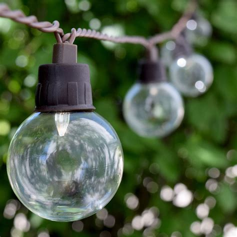 solar powered patio lights string www imgkid the