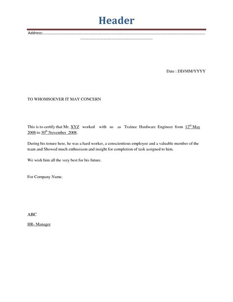 company termination letter sample letters  sample