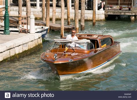 Canal Boat Italy by Venice Italy Water Taxi Taxis Italian Canal Canals Getting