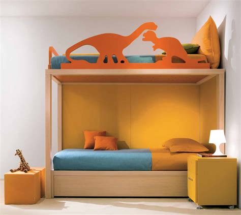 dinosaurs decorations  kids room design interior