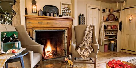 Country Living Room Ideas With Fireplace by 40 Fireplace Design Ideas Fireplace Mantel Decorating Ideas