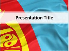 Mongolia PowerPoint Template Download Free PowerPoint PPT