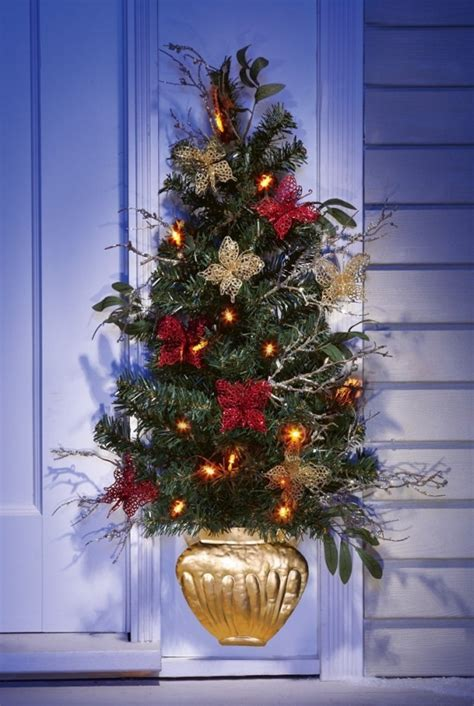 lighted butterfly wall tree holiday decoration christmas