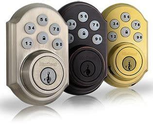 z wave door lock residential automation convenant security surveillance