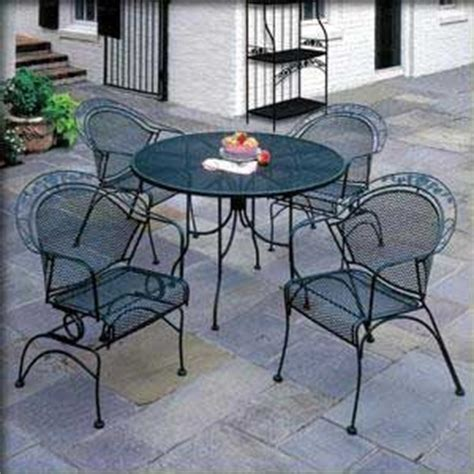 vintage meadowcraft wrought iron patio furniture 17 best images about patio furniture on