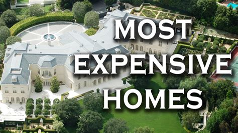 Top 10 Most Expensive Homes In The World