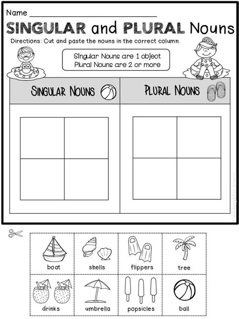 Summer Review Free  First Grade Literacy  Pinterest  Writing Worksheets, Math Literacy And