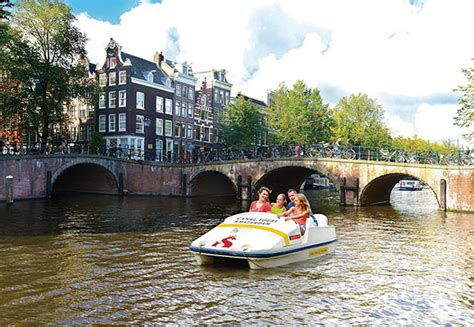 Paddle Boat Rental Utrecht by Pedal Boats Discover Amsterdam Stromma Nl