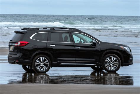 Subaru Ascent Review by 2019 Subaru Ascent Review An A Three Row Suv Gear