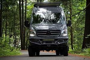 Mercedes Sprinter Aménagé : camping car van mercedes sprinter relook par oustide van van am nag camion 4x4 camping ~ Melissatoandfro.com Idées de Décoration