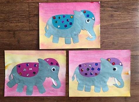 elephant crafts for preschool tailand elephant craft 171 funnycrafts 780
